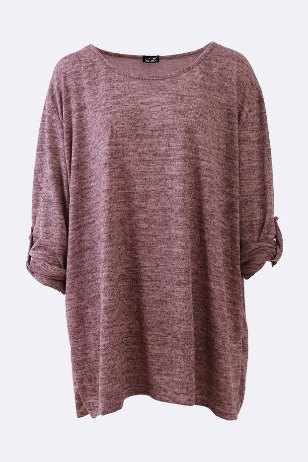 Lauryn Textured Button Up Sleeve Top - Love My Fashions - Womens Fashions UK