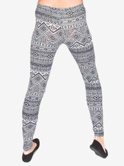 Sierra Printed Full Length Legging - Love My Fashions - Womens Fashions UK
