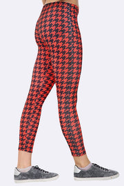 Mia-rose Dog Toth Print Full Length Leggings - Love My Fashions - Womens Fashions UK