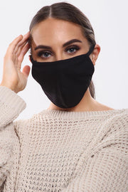 Plain Cotton Face Masks