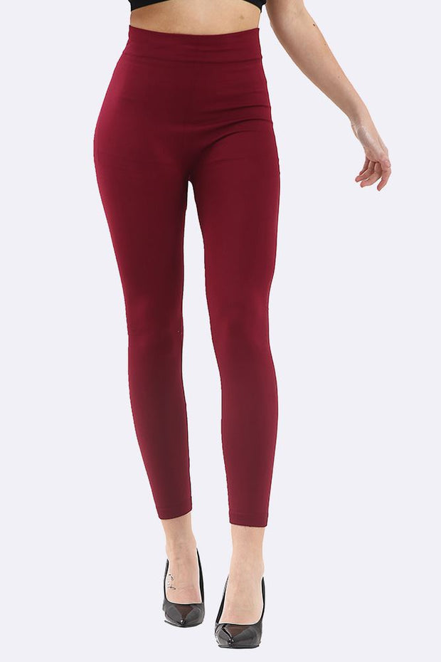 Erin Winter Thick Seamless Fleece Legging - Love My Fashions - Womens Fashions UK