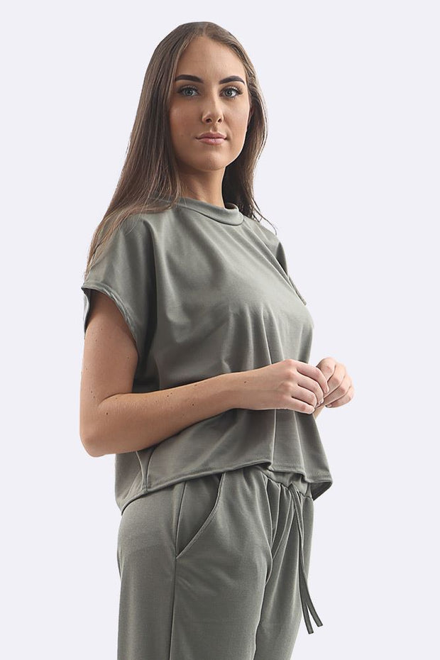 Parker Short Sleeve Tracksuits - Love My Fashions - Womens Fashions UK