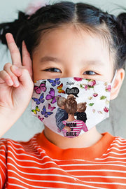 Kids Super Mom 2 Ply Digital Print Cotton Face Mask Cover