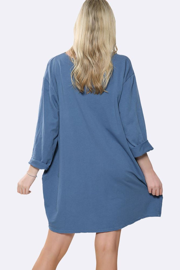 Center Line Plain Top