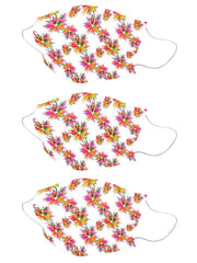 Rainbow Print Fashion Cotton Face Masks_grwo