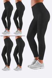 High Waisted Elasticated Fleece Legging