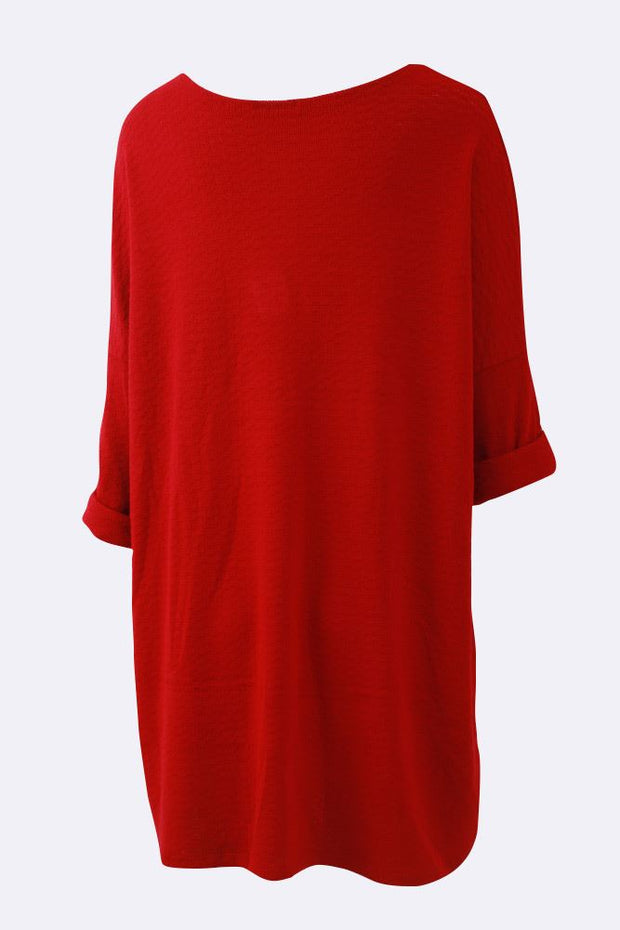 Efa Italian Textured Necklace Dress - Love My Fashions - Womens Fashions UK