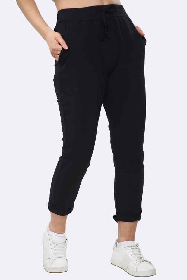DRAWSTRING POCKET JOGGER_grwo