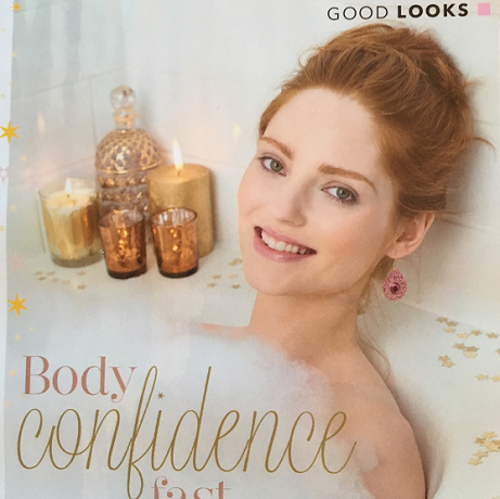Good Housekeeping UK. Ilda London Rosa Earrings