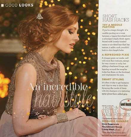 Good Housekeeping UK Rivet Cuff By Ilda London