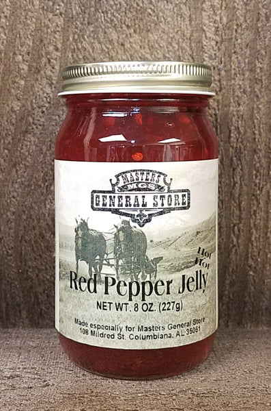 Masters General Store Red Pepper Jelly
