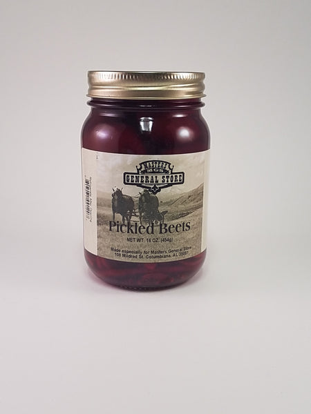 Masters General Store Pickled Beets