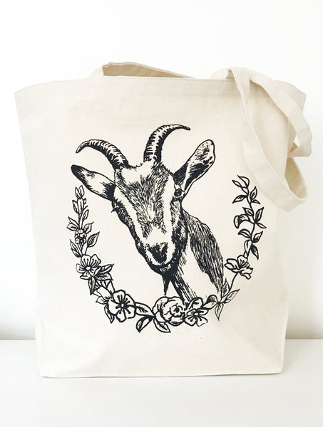 The Coin Laundry - Goat Farmer's Market Tote