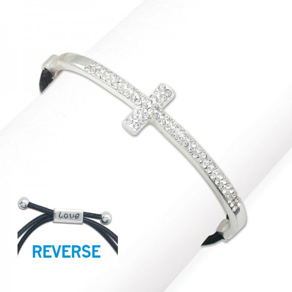 Cross Bracelet - FREE SHIPPING