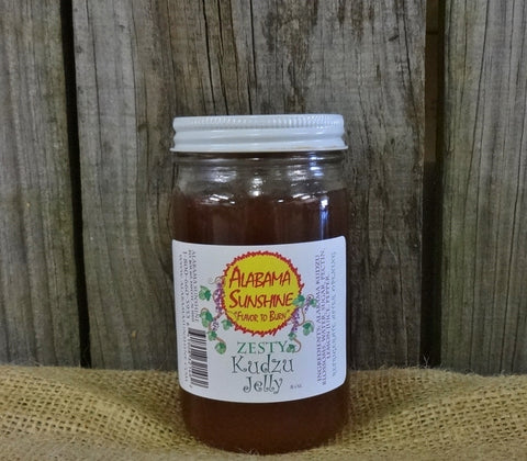 Alabama Sunshine Zesty Kudzu Jelly
