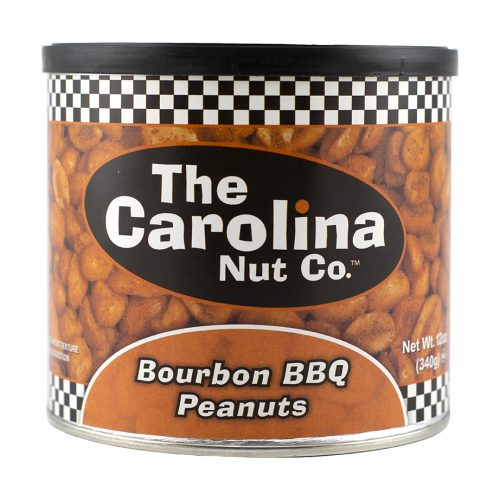 The Carolina Nut Co Bourbon BBQ Peanuts