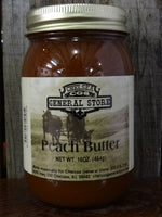 Masters General Store Peach Butter