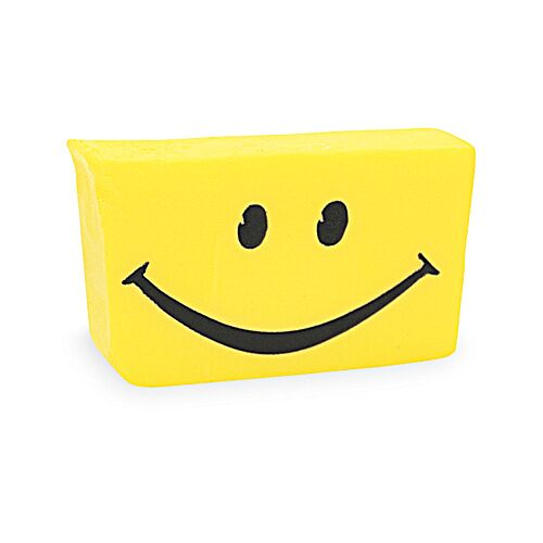 Primal Elements Happy Face Soap - FREE SHIPPING