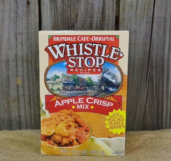 Whistle Stop Apple Crisp