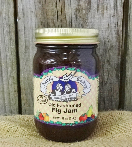 Old Fashioned Fig Jam - Amish Wedding
