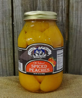 Amish Wedding Spiced Peaches