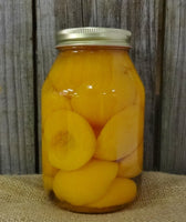 Old Fashioned Vanilla Peaches - Amish Wedding
