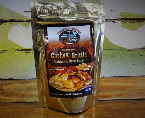 Backroad Country Cashew Brittle