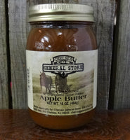 Chelsea General Store NO SUGAR ADDED Apple Butter