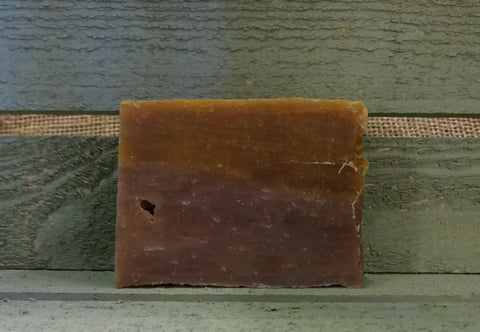 Cold Process Cherry Almond Soap