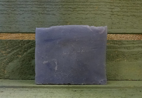 Cold Process Lavender Flowers Soap Bar