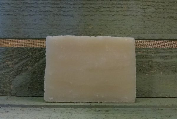 Primitive Unscented Shea Soap Bar - FREE SHIPPING