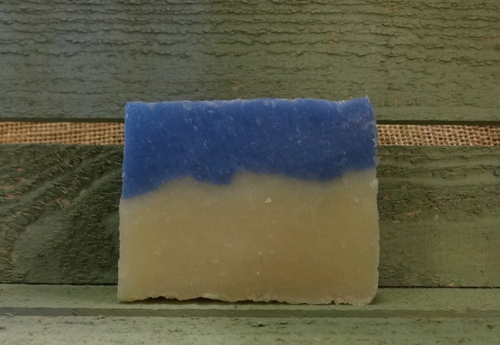 Cold Process Ocean Scented Soap Bar