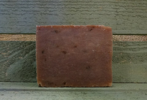 Cold Process Tobacco Flower Soap