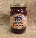 Amish Wedding Plum Jelly - 18oz