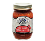 Amish Wedding Red Sweet Pepper Relish