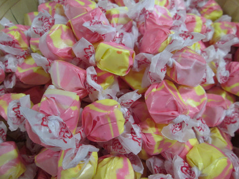 Salt Water Taffy - Strawberry Banana
