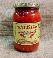 Wickles Hoagie & Sub Sandwich Relish