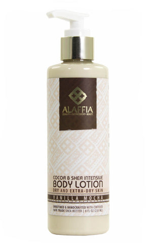 Cocoa & Shea Intensive Body Lotion-Vanilla Mocha