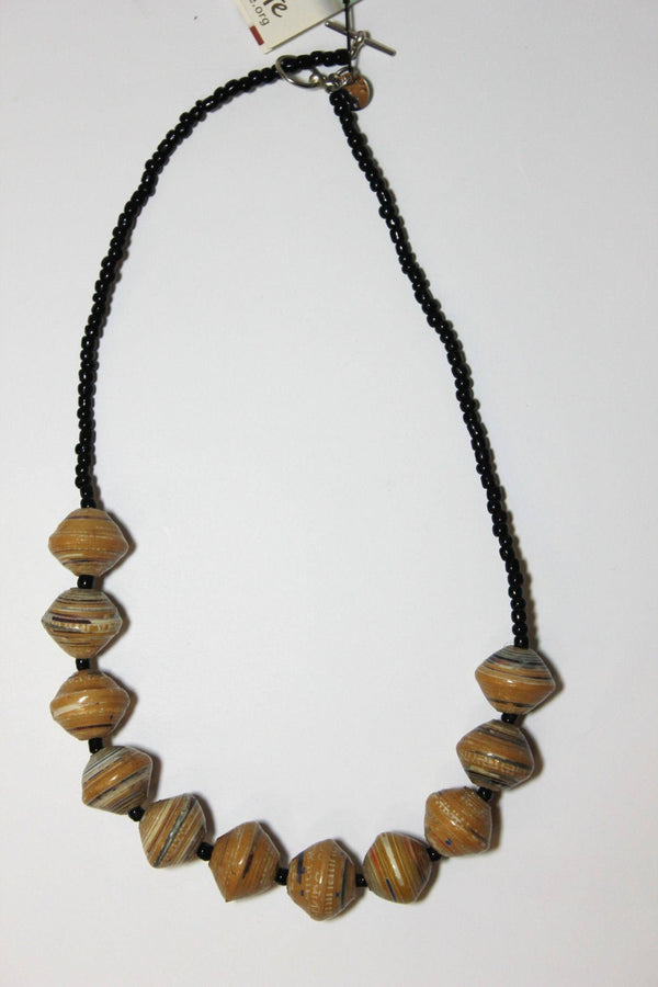 Asali Bead Necklace - Motherlands Finest - 1