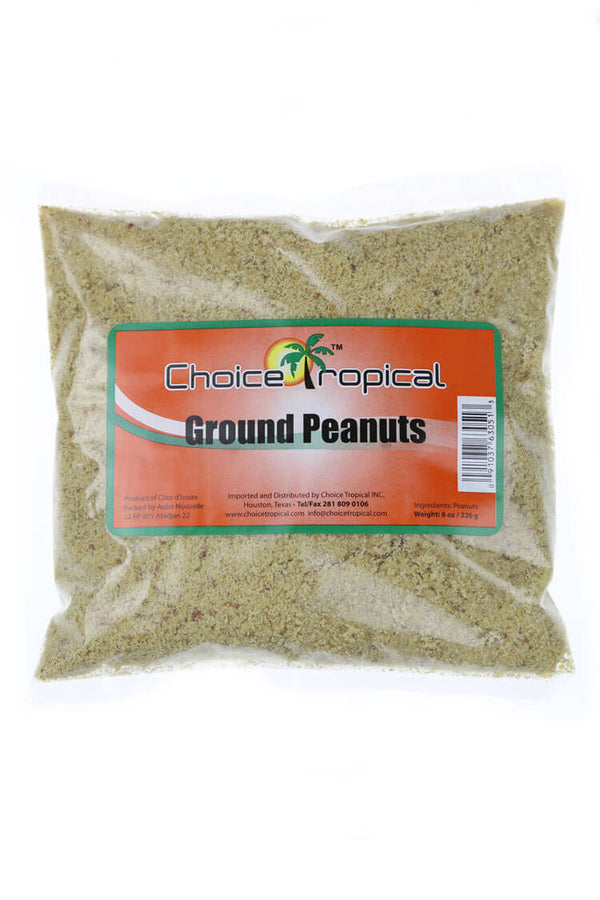 Ground peanut