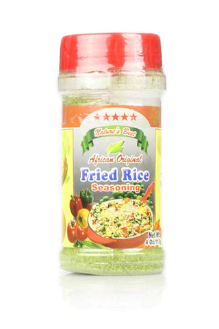 African Fried Rice Seasoning 4 OZ - Motherlands Finest