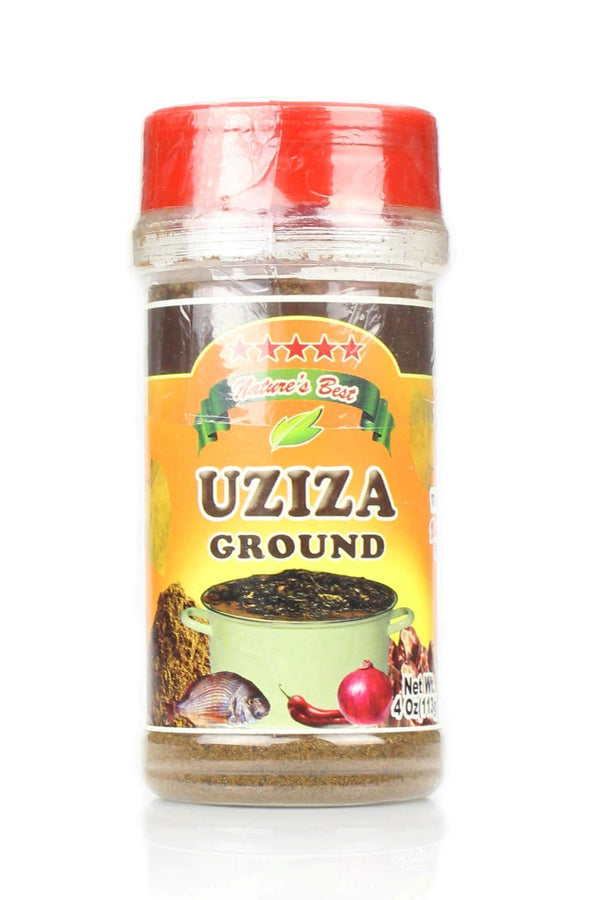 Ground Uziza spice 4 OZ - Motherlands Finest