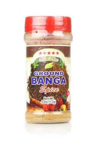 Ground Banga spice 4 OZ - Motherlands Finest