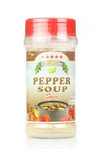 Pepper Soup Spice Mix