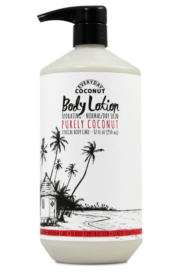 Hydrating Body Lotion-Purely Coconut