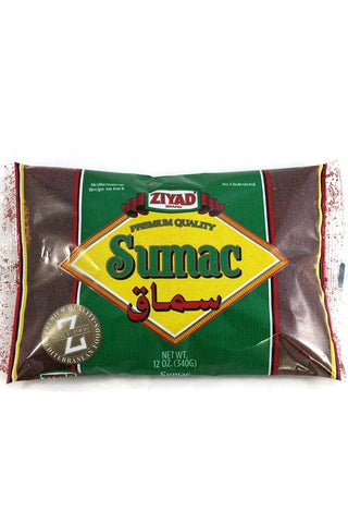 Sumac spice 12 OZ- Ziyad - Motherlands Finest - 1