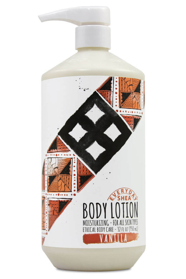 Body Lotion-Vanilla