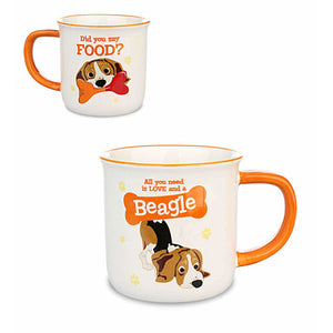 Beagle Gift Mug - The Pet Vault