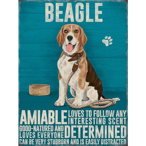 Beagle Magnet Gift - The Pet Vault