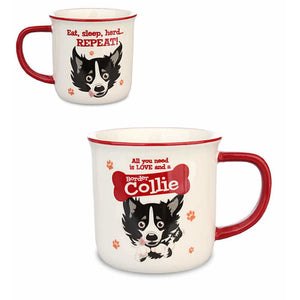 Border Collie Gift Mug - The Pet Vault